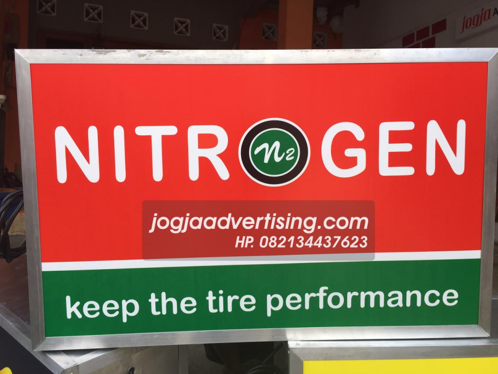 Jasa Pembuatan Neon Box di Situbondo, Harga Termurah dan Kualitas Terpercaya