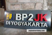 Jasa Pembuatan dan Pemasangan Huruf Timbul Paling Murah di Banjarnegara