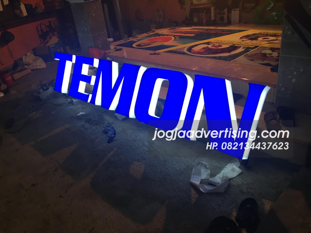 Jasa Pembuatan Neon Box di Boyolali Profesional dan Termurah